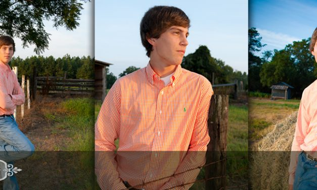 Austin :: casual senior pics :: Harris County GA