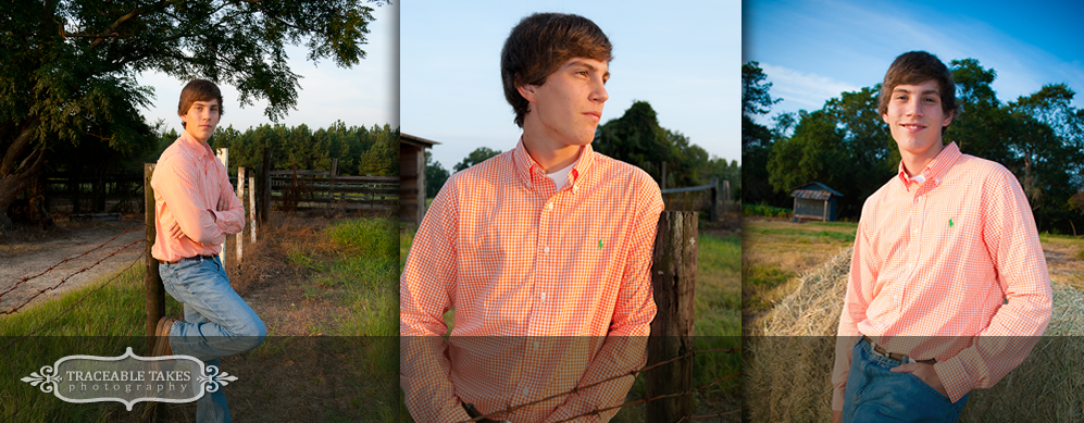 Austin :: casual senior pics :: Harris County GA