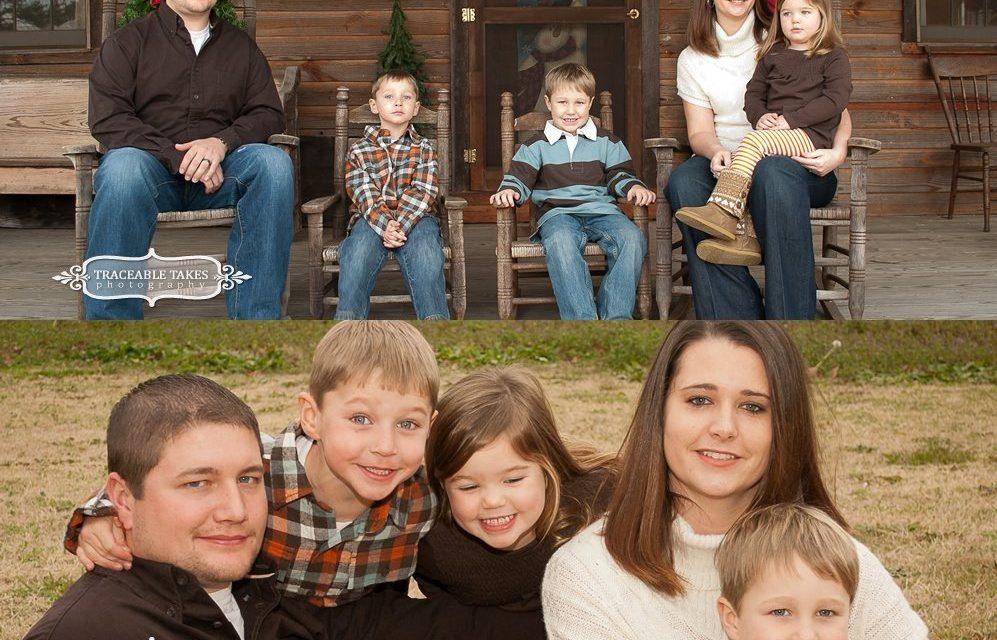 Harmon family photos :: Ellerslie, ga