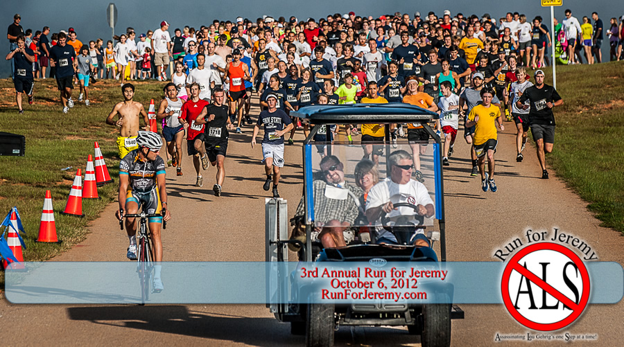 Run For Jeremy::2012