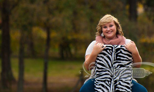 Tiffani :: Harris County High School Senior Portraits
