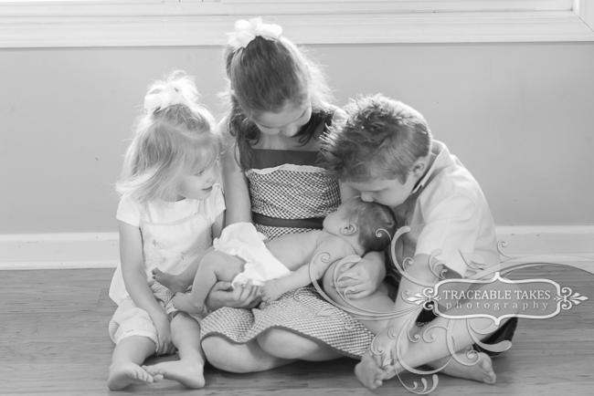 Sami - Newborn Photographer - Hamilton, GAA
