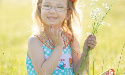 Spring photo shoot in clover :: Children's Photographer, Cataula, GA