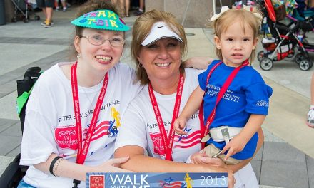 Easter Seals of West GA, Walk with Me 2013