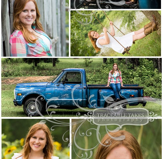 Laney :: Harris County GA Senior Portraits