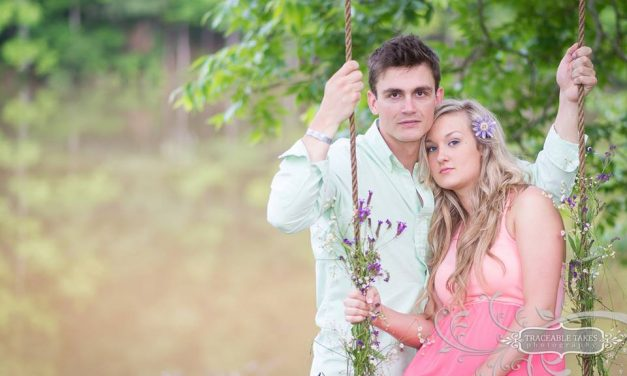 Mitch & Sarah – Engagement Photos – Cataula, GA