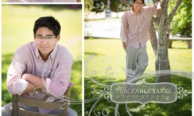 Thomas :: Hamilton Ga Senior Portraits