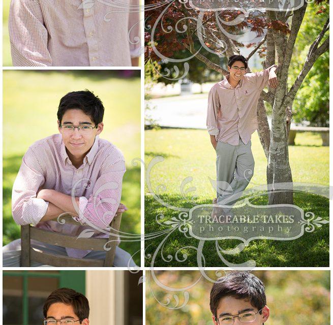 Thomas :: Hamilton Ga Senior Portraits