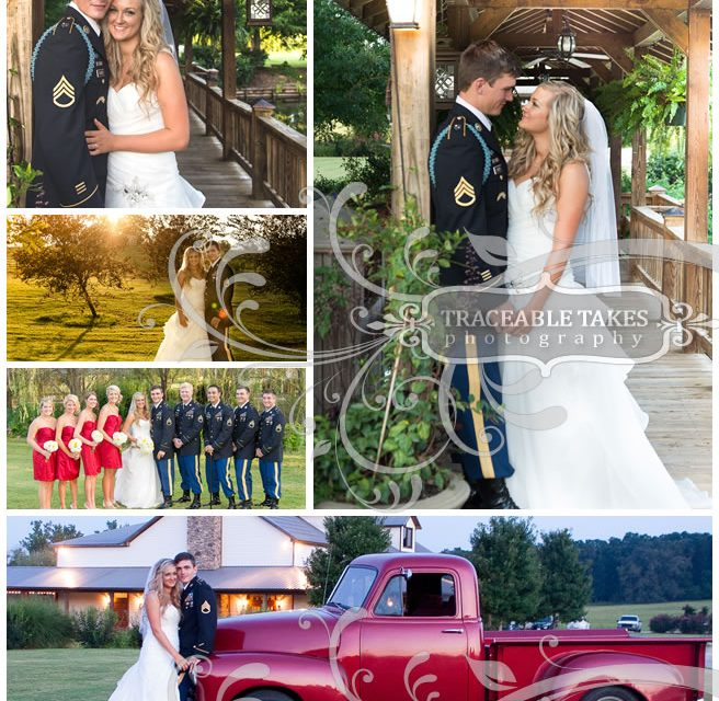 Oliver Wedding at Oakhurst Farm, West Point, GA