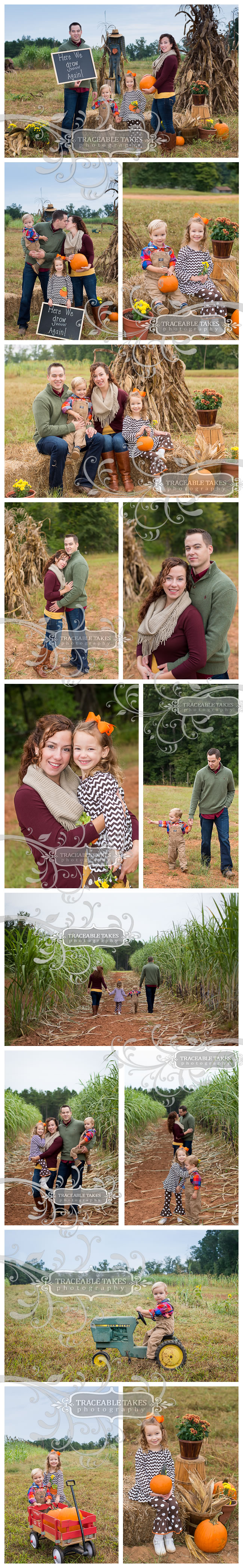 Family Fall Photoshoot