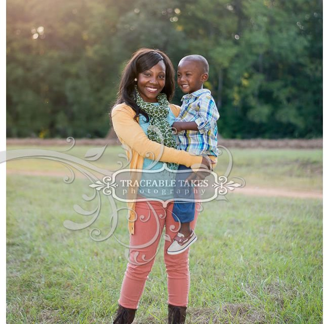 M & B – Mommy & Me photo session