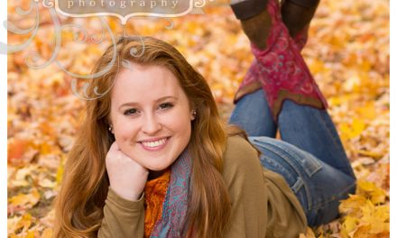 Laney's Fall Senior Portraits :: Harris County GA