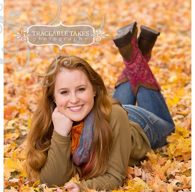 Laney's Fall Senior Portraits :: Harris County GA