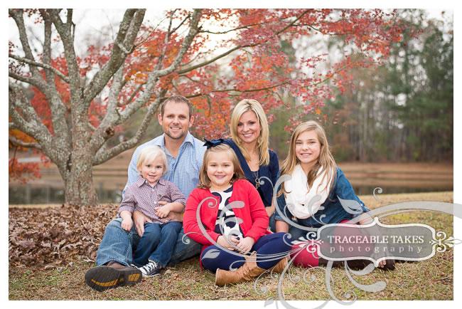 Goudie Family, Ellerslie, GA