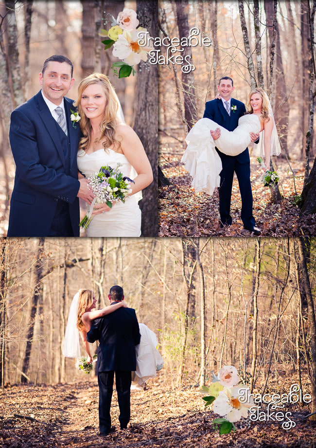 bride-groom-in-woods