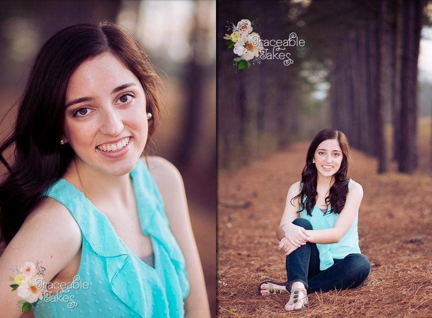 McKenzie's Senior Portraits – Home School – Harris County, GA