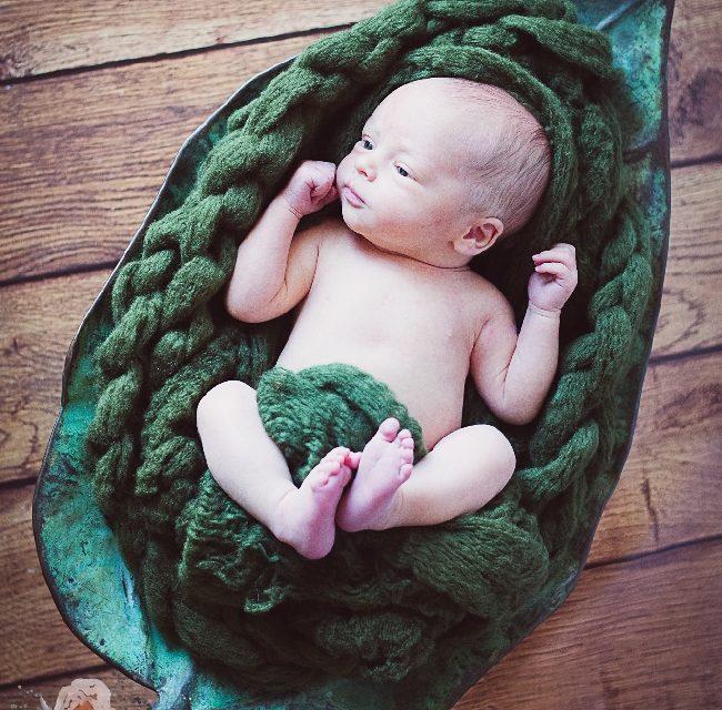 Elijah Blake – Columbus GA Newborn Photographer
