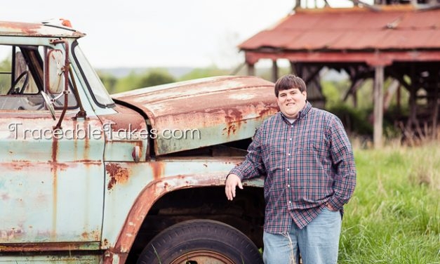 Daniel's Senior Portraits – Rural Portraits