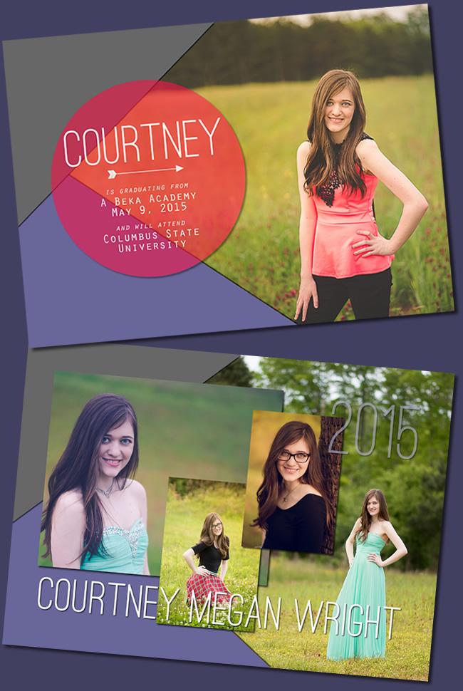courtney-senior-announcement
