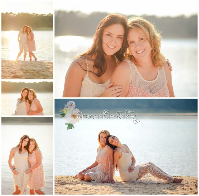 Mother – Daughter photo shoot