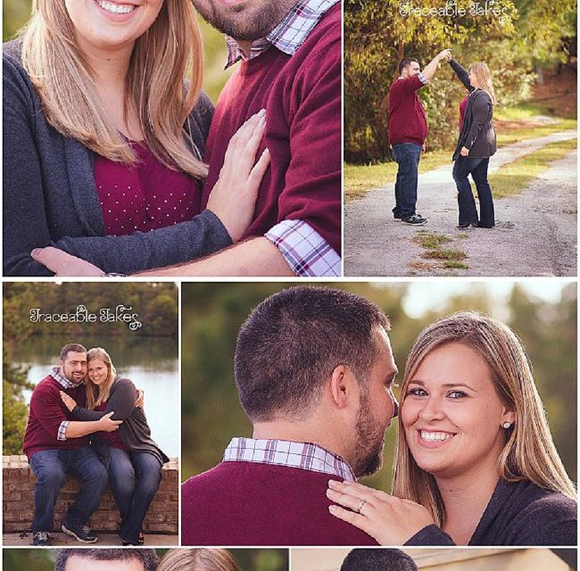 Ashley & John – Engagement shoot!