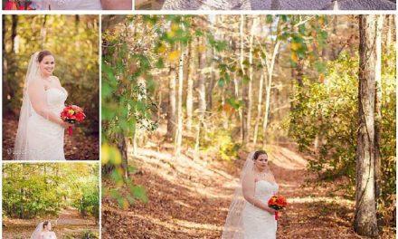 Ashley's Bridal Shoot