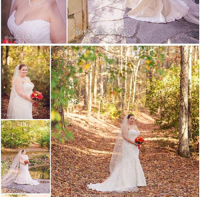 Ashley's Bridal Shoot