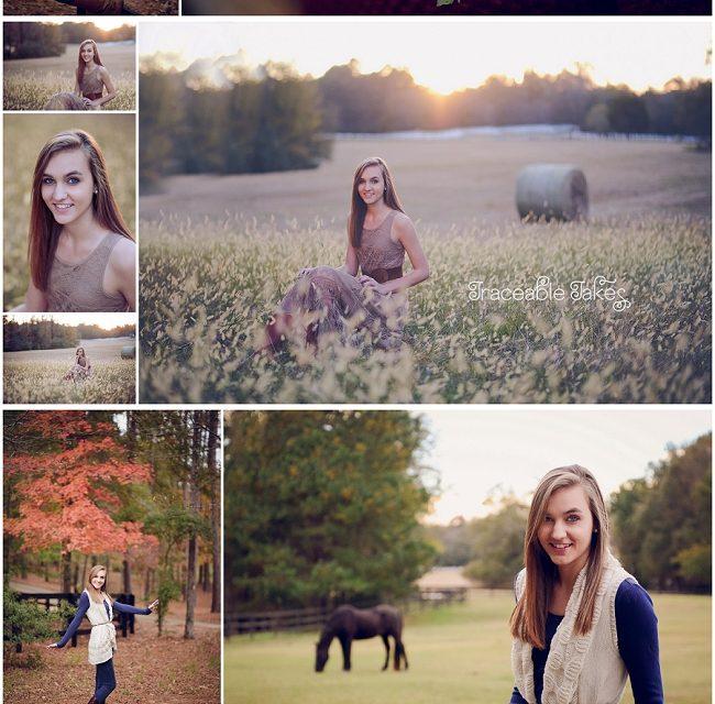 Emma! Senior 2015