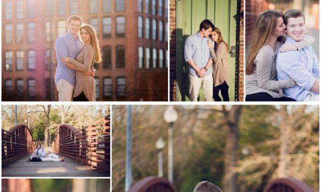 Samantha and Jarod – Engagement shoot