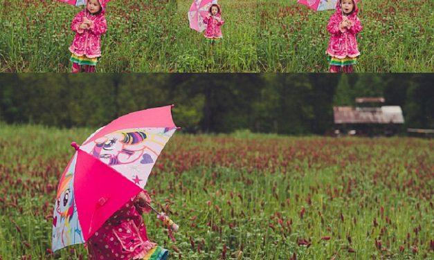 Rainy Day Sister Fun