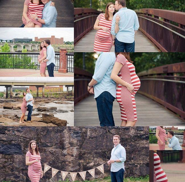 Maternity photos: Becca & Calvin