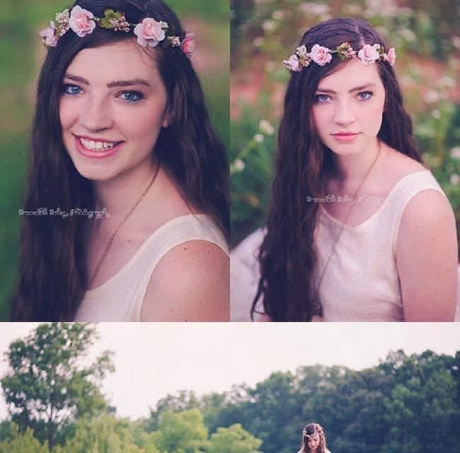 Hannah – Beautiful Boho Senior portraits