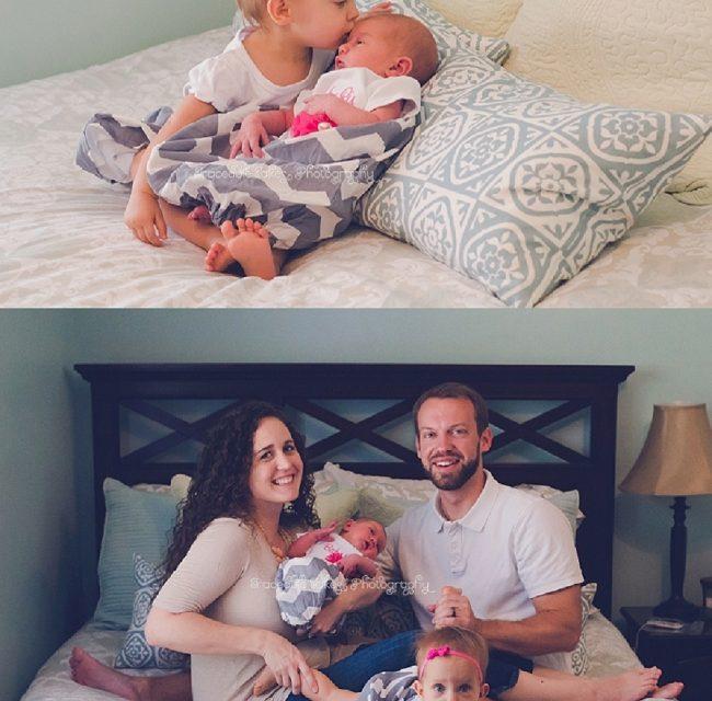 Emery Mae – Newborn baby sister