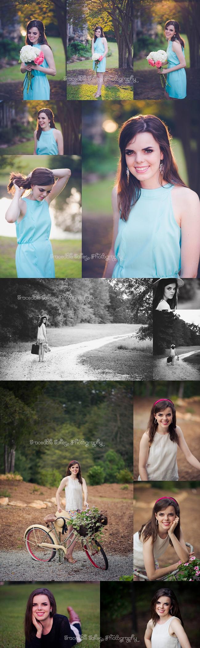 Columbus GA Senior Portraits