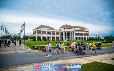Easter Seals Walk with Me 2016