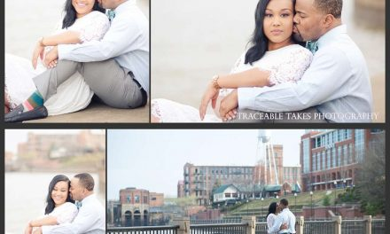 Stephon & Sade are getting married in September!
