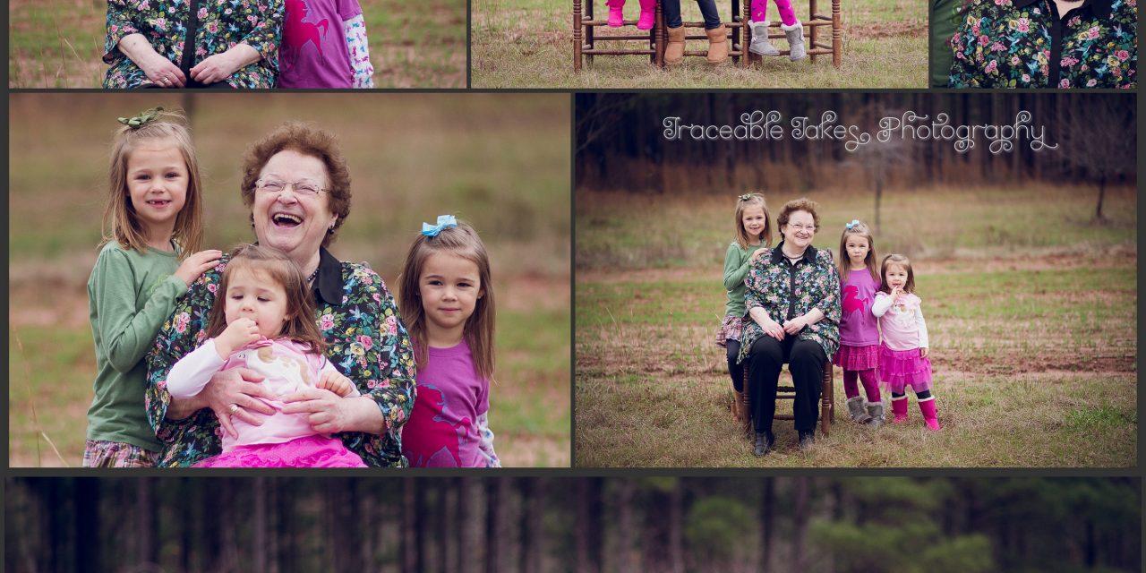 Melanie's Oma