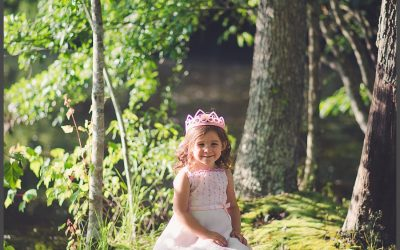 Pretty Princess Photo shoot
