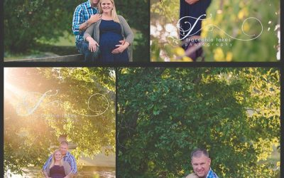 Maternity Photoshoot at The Farm House
