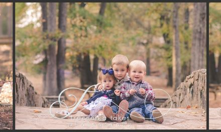 Purvis Fall extended family photos