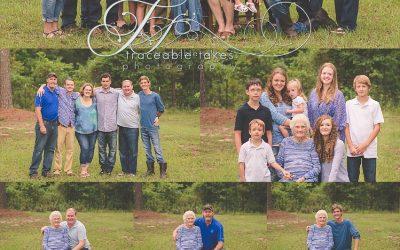 Bridget's extended family